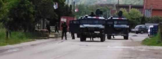 Сербия готова вести войска в Косово