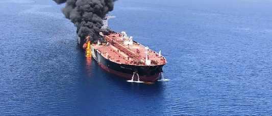 США обвинили Иран в дерзкой атаке на танкеры