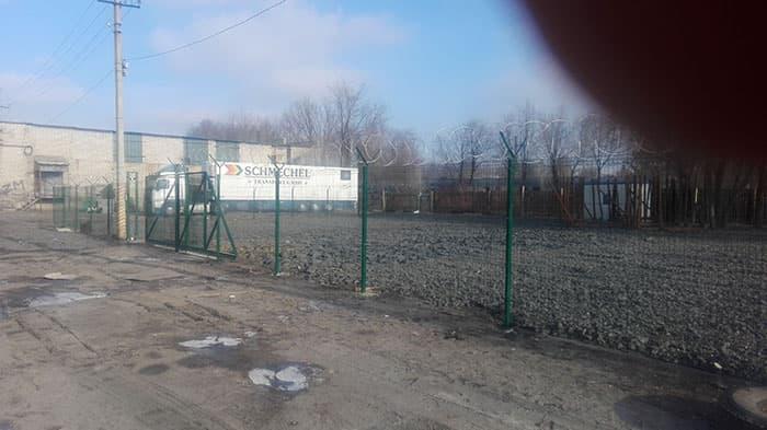 сетка заборная металлическая properimetr.ru