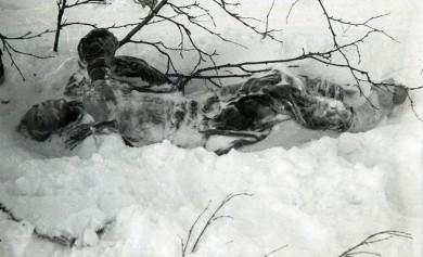 На перевале Дятлова нашли 2 скелета