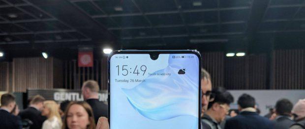 Huawei остановил производство смартфонов