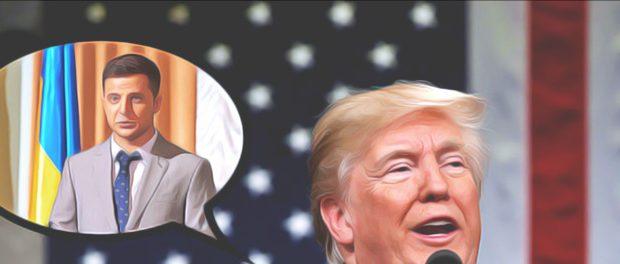 Трамп отдал Путину Зеленского