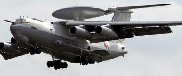 (ДРЛО) А-50 будет отслеживать самолёты НАТО