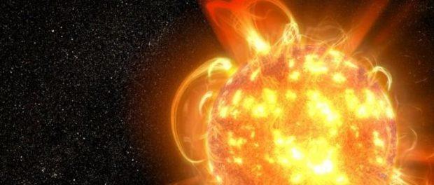 На Луне  обнаружили разгадку солнца