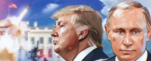 Путин остановил Трампа в Иране