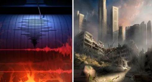 Калифорнию захлеснуло рой землетрясений