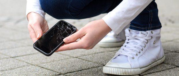 Смартфоны, которые чаще ремонтируют