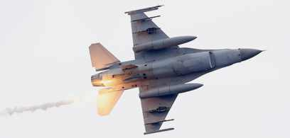 США одобрили доставку F-16 в Болгарию
