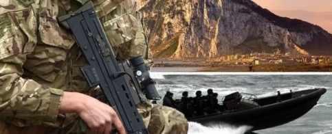 Спецназ Британии штурмовал танкер с нефтью