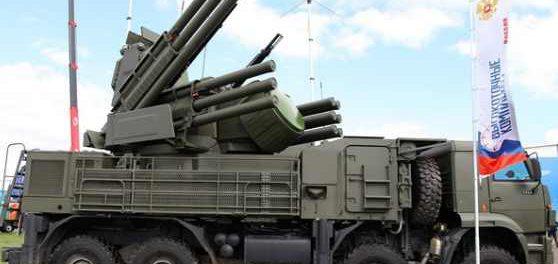 Есть ли ПВО во всех крупных городах России?