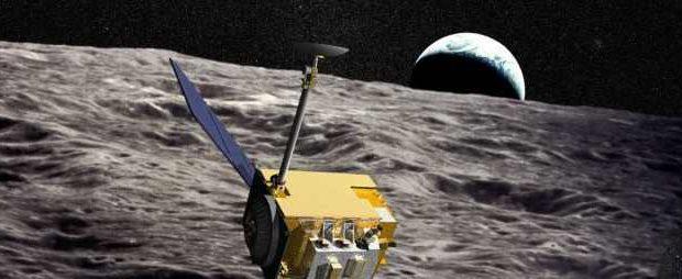 Излучение на Луне значительно увеличилось