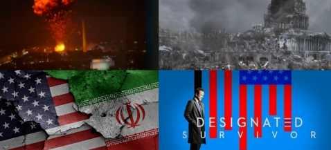 Сериал от Netflix намекает на теракт Ирана на Капитолийском холме?