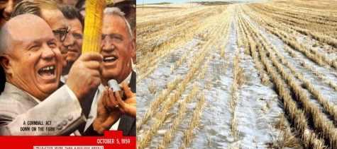 В августе на земле наступит голод и зима