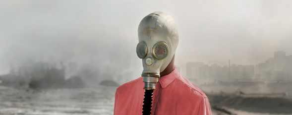 Загрязнение воздуха, невидимый враг