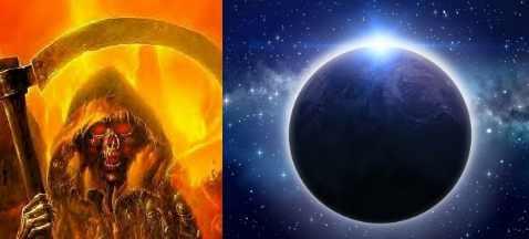 Сатурн на фоне затмения Луны: что будет 17 июля