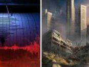 калифорния землерясение