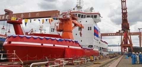 Китай строит ледоколы для завоевания Арктики