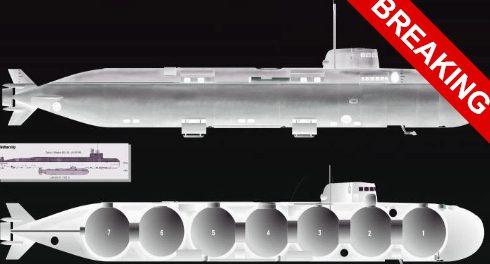 Пожар на «Лошарике», где погибли 14 подводников