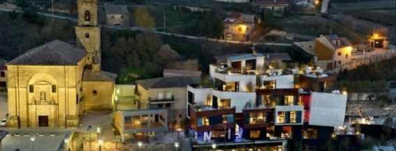 Ультра современный отель Viura ждет вас в Испании