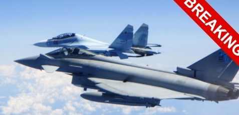 ВВС Южной Кореи обстреляли китайские и российские истребители