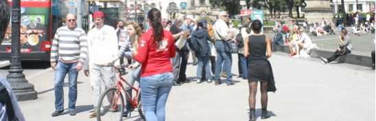 Россиянку изнасиловали на скамейке в Барселоне