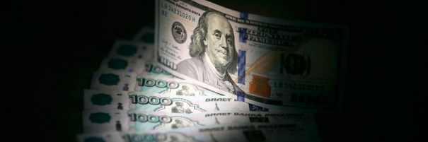 Сто рублей за доллар: новые санкции против России