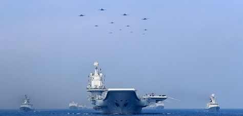 Китай и США начинают войну вокруг Тайваня