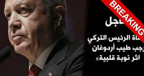 Арабские СМИ: убит Реджеп Эрдоган