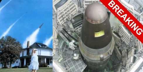 В США приведены в боевую готовность ядерные ракеты