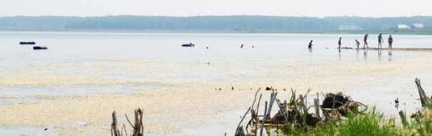 Еще одну девушку убило молнией в озере