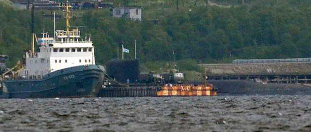 Американские подводники о гибели «Лошарика»