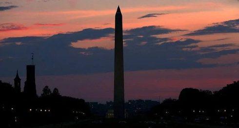 Блэкаут докатился до Вашингтона