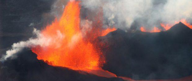 Готов проснуться ещё один вулкан Кампи Флегрей