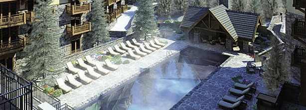 Новый Four Seasons Resort Vail