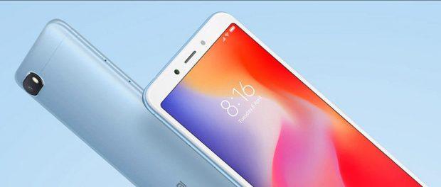 Xiaomi Redmi 6а стал самым продаваемым телефоном