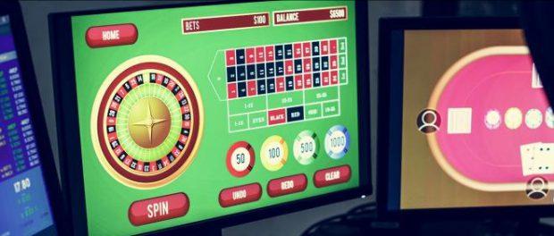 Тотальная блокировка онлайн казино