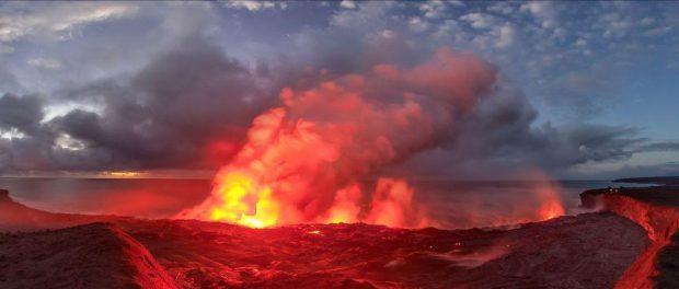 Ещё один супер вулкан готов взорваться