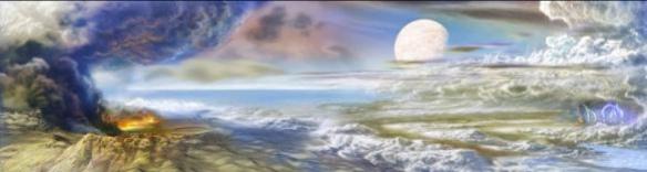 Из лужи возникла жизнь на Земле