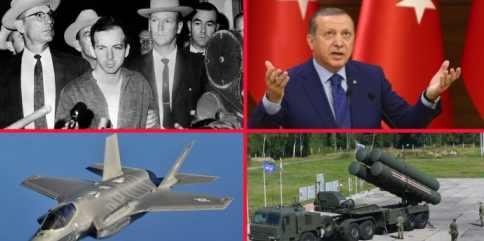В случае войны S-400 Турцию не спасут