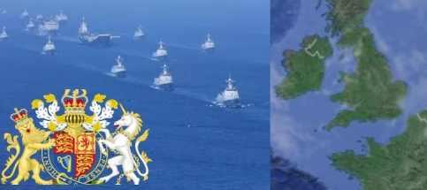 До вторжения Китая в Британию осталось 6 месяцев