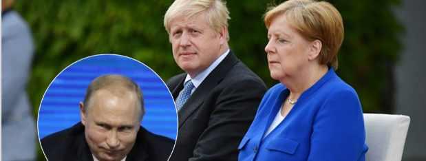 Германия и Британия против возвращения России в G8