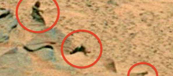 Марс: новые фото ставят в тупик ученных