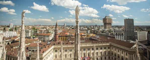 Милан — скидки на полеты и покупки
