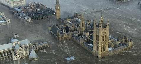 Мир тонет в апокалиптических наводнениях