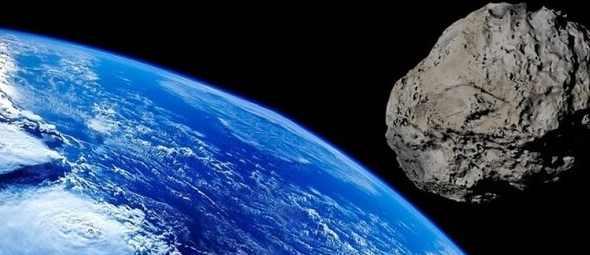 Астероид убийца несется к Землей