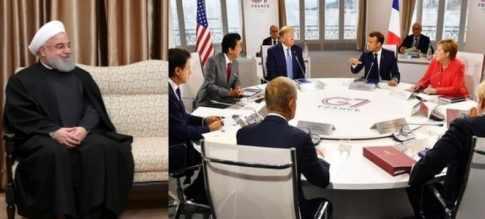 Глава МИД Ирана срочно вызван на G7 на порку