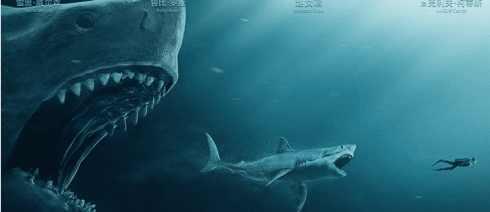Жуткий монстр из глубины напал на подводную лодку