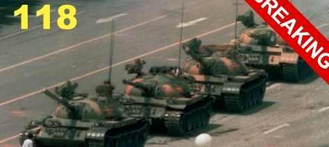 Китай срочно вводит войска в Гонконг