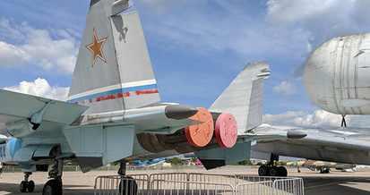 Россия показала МиГ-144 с «секретной частью»