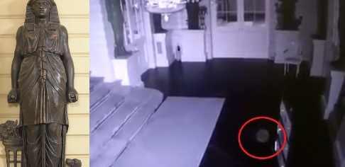 В российском музее обнаружили привидения Павла I